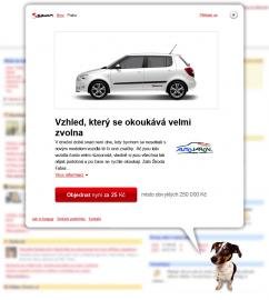 Škoda Fabia od Seznamu