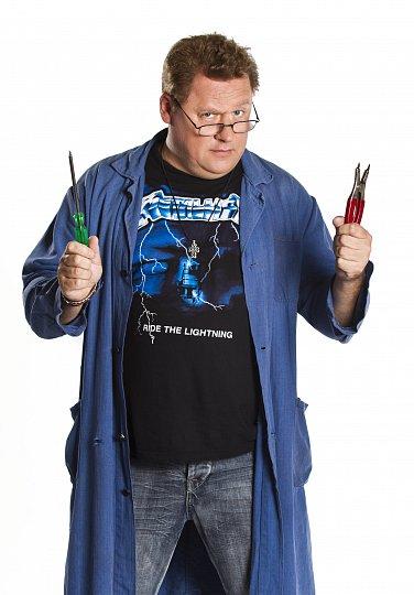 Postavy seriálu Gympl s ručením omezeným