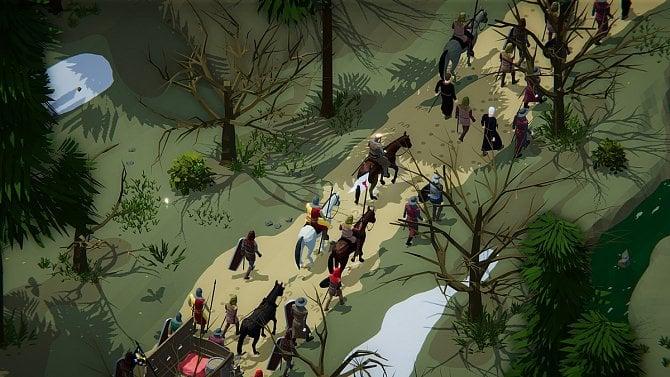 [aktualita] Chystá se 1428: Shadows over Silesia, česká hra z husitského tažení do Slezska