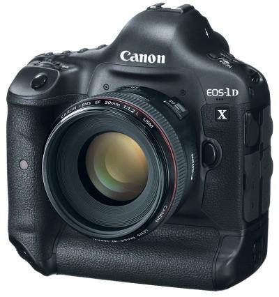 Canon EOS-1 X