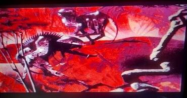 A tady Shadow of the Beast - úvodní obrázek v barvě.