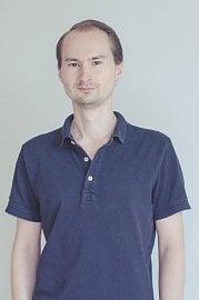 Rostislav Lisový, CTO projektu Angee