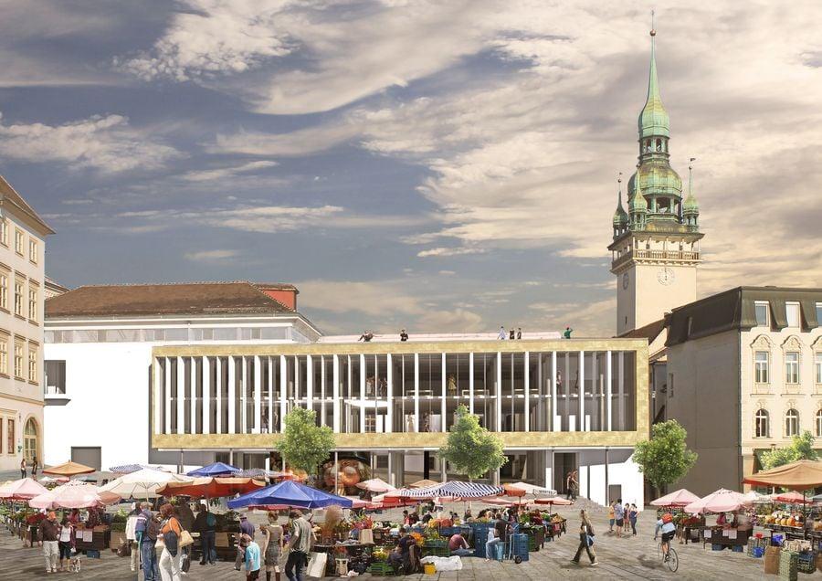 Tržnice Brno
