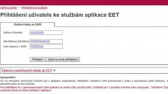 Podnikatel.cz: Udavačský web k EET po měsíci končí