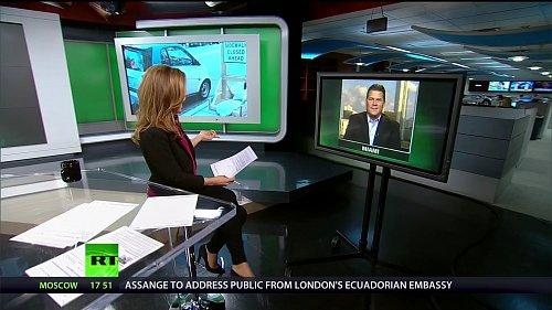 Ruský kanál RT HD je v oblasti evropských zpravodajských kanálů jedinou výjimkou - vysílá nekódovaně.