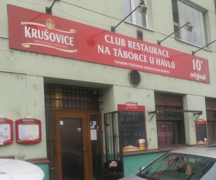 Uzavřené restaurace 2017