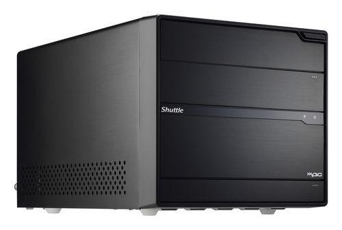 Soutěž se společností Shuttle o barebone PC SZ68R5
