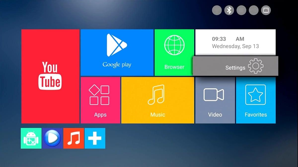 Grafické prostředí – Android 7