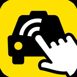 Aplikace Hopin Taxi