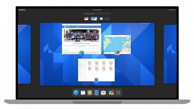 Ubuntu zrychluje Snap, GNOME 41vrepozitářích openSUSE