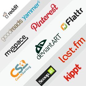 Logo Sociální sítě, které (možná) ještě neznáte
