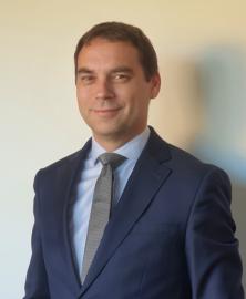 Nový člen představenstva ČSOB Asset Management Marek Fér. (28.8.2020)