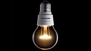 Panasonic Nostalgic Clear 40 W.