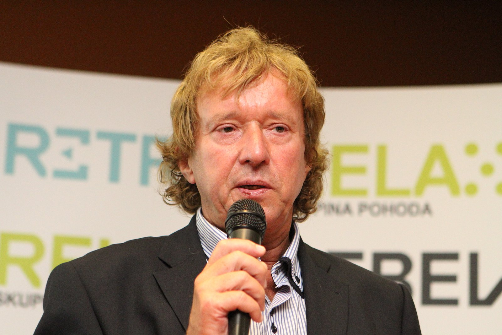 Radim Pařízek představil novou televizní skupinu Pohoda