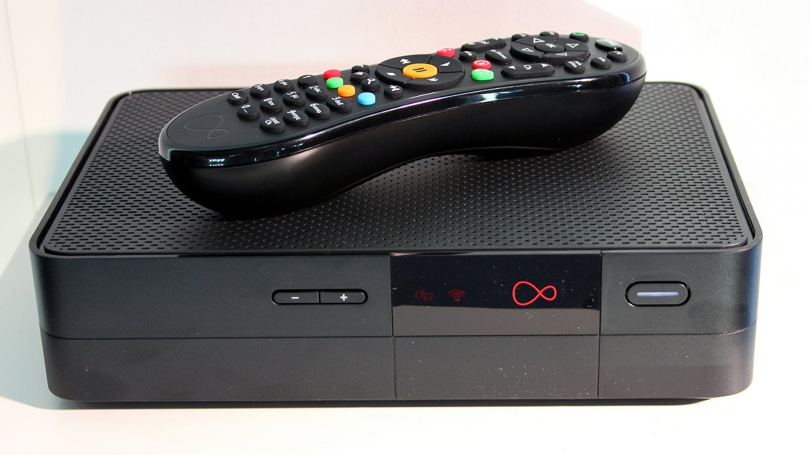 Virgin TV box
