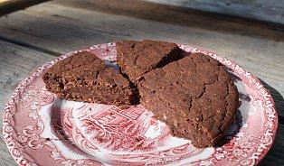 Hříšně zdravé brownies. Ale neříkejte, že je zfazolí