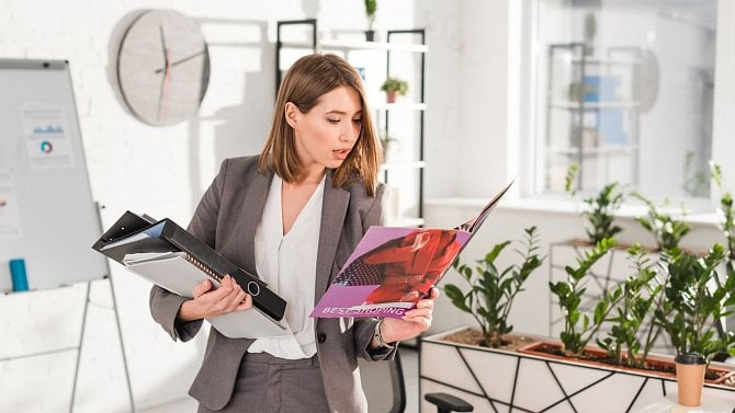 Firma ke svému časopisu musí dorůst, nemá smysl dělat ho na sílu