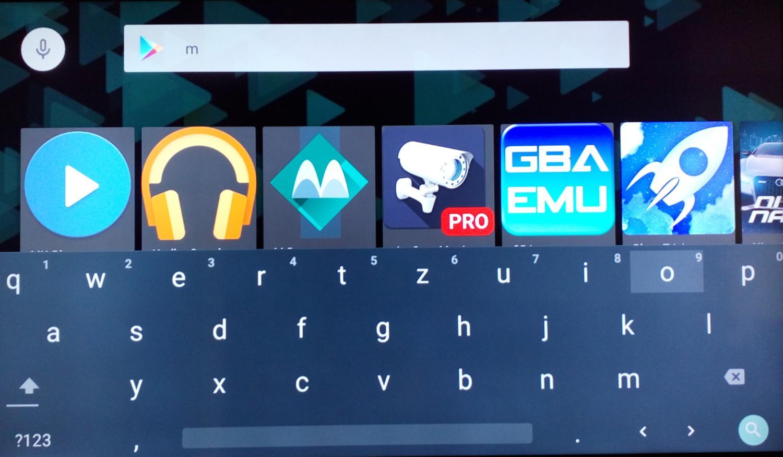 MX Player aneb vyhledávání na Google Store