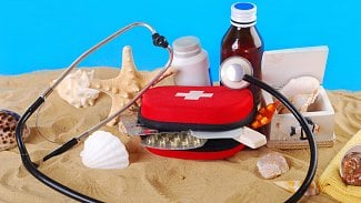 Cestovní lékárnička: na co nesmíte zapomenout