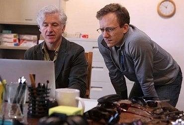 Don McPherson (vlevo) a Andy Schmeder (vpravo)