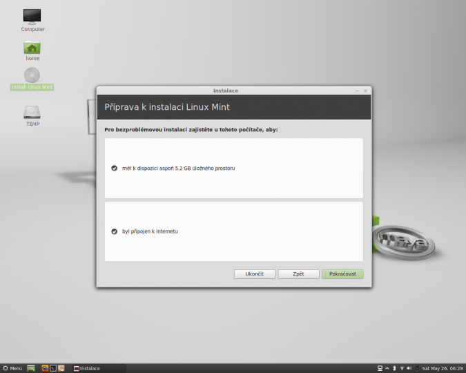 "Linux Mint 13 ""Maya"""