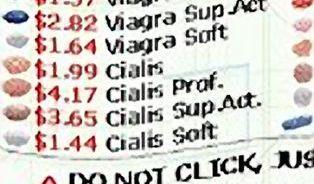 Viagra z internetu - poslední sex v životě?