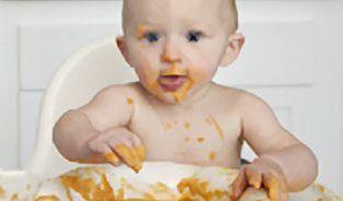Dětská výživa - v mrkvi pro nejmenší je třetina rýžové mouky
