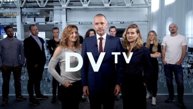 [aktualita] DVTV nabízí automatické titulky a nový pořad Michaela Rozsypala