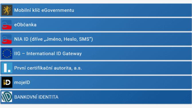 [aktualita] Každý vlastník NIA ID musí uvést jedinečné kontaktní údaje, říkají nové podmínky
