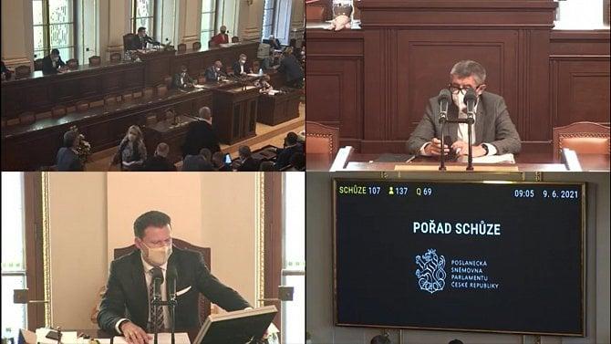 [aktualita] Sněmovna se k majetkovým přiznáním novinářů dnes nedostala