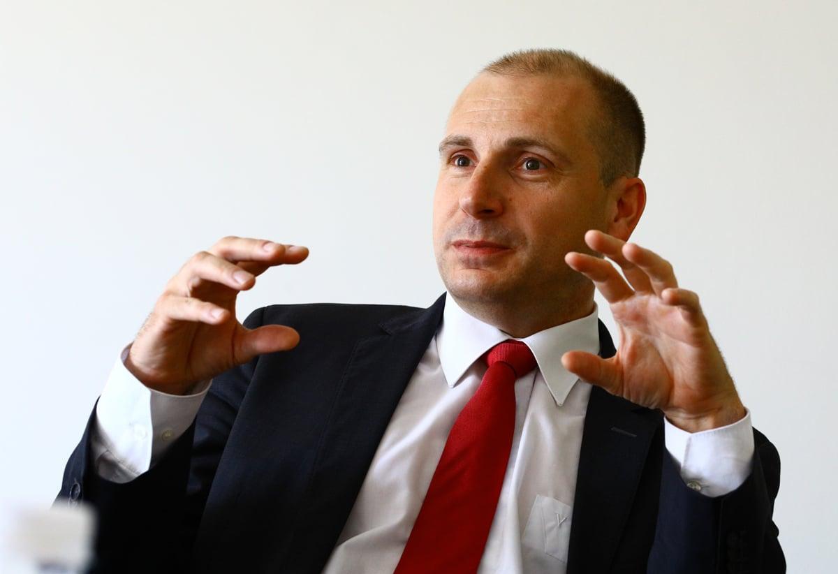 Rozhovor s Karlem Šimkou
