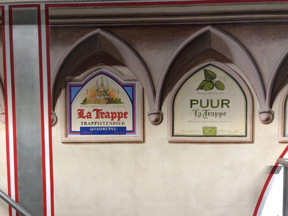 V klášterním pivovaru La Trappe