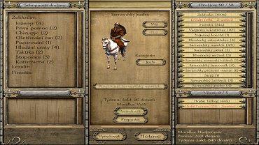 Mount & Blade: Warband - obrázky ze hry.