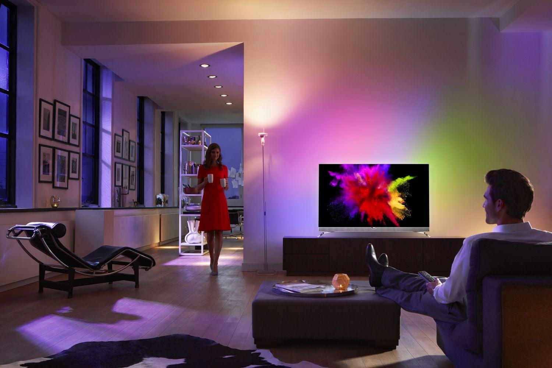 Philips OLED 901F - září 2016