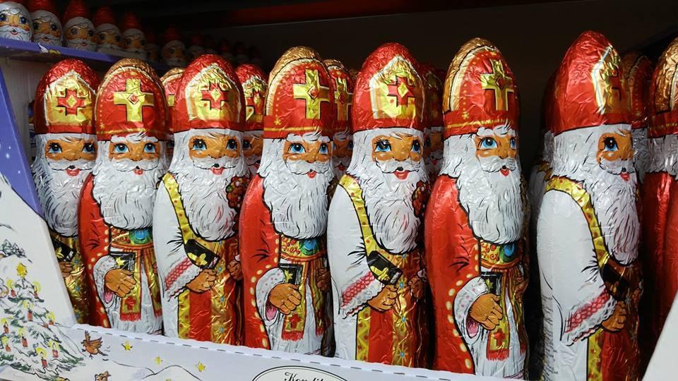 V Kauflandu už začaly Vánoce