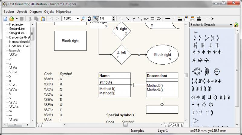 Diagram Designer je šikovný pomocník pro tvorbu diagramů