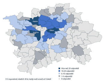 Ve kterém katastru hledají bydlení lidé do 30 let?