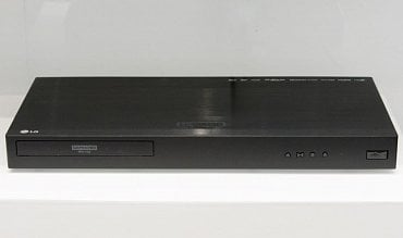 LG UP970 - 4K Blu-Ray Player.