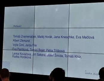 Nejaktivnější lidé v Česko.Digital