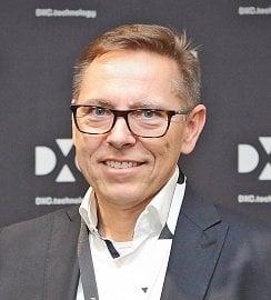 Bedřich Luft, ředitel DXC Technology v Česku