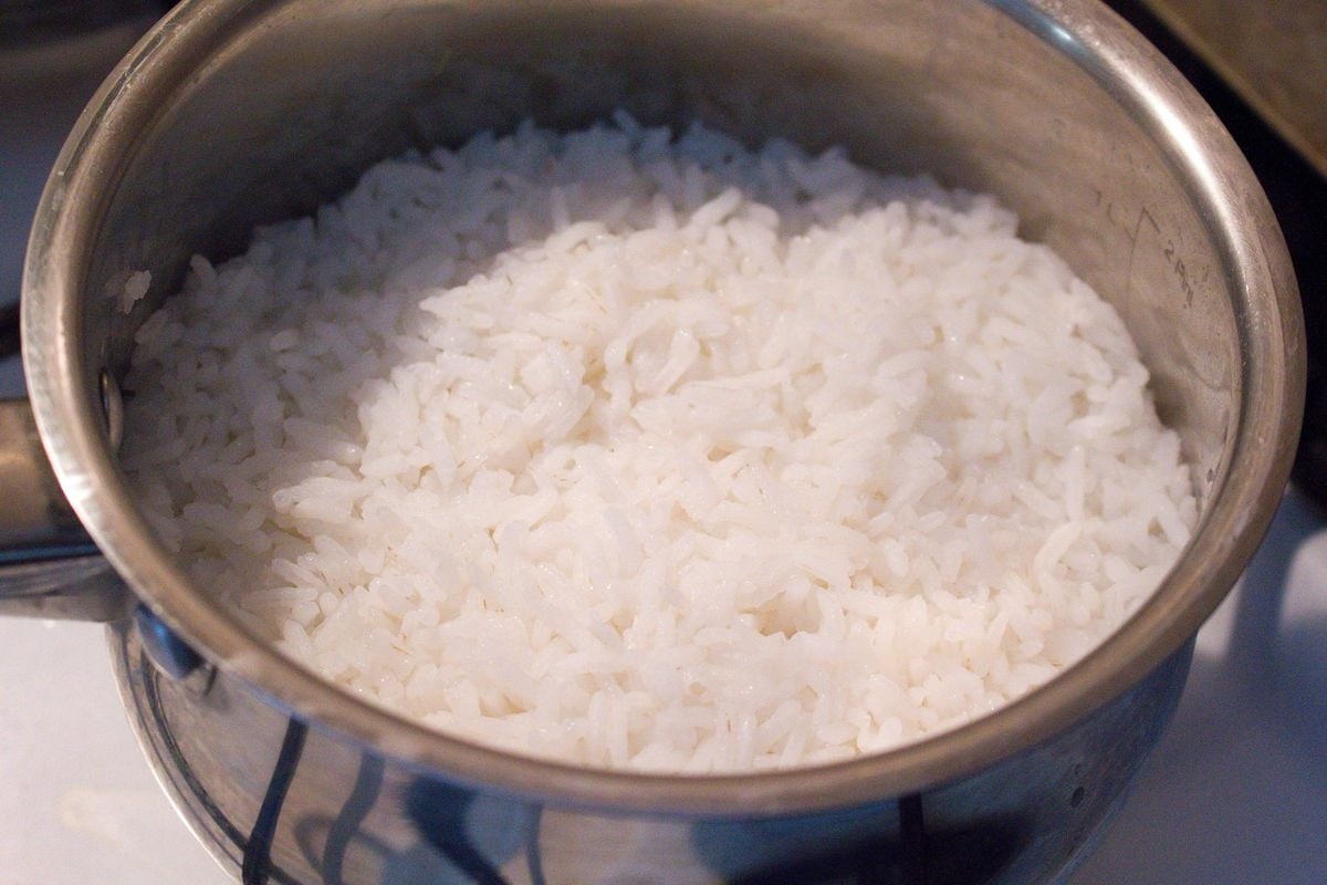 Knedlík z rýže