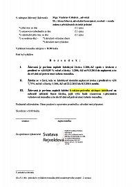 Soudkyně nařídila vrácení poplatků a zamítla nárok na úroky z prodlení