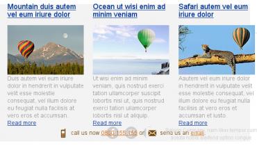 HTML E-mail po poslání na Seznam.cz. Na první pohled budete mít co řešit.