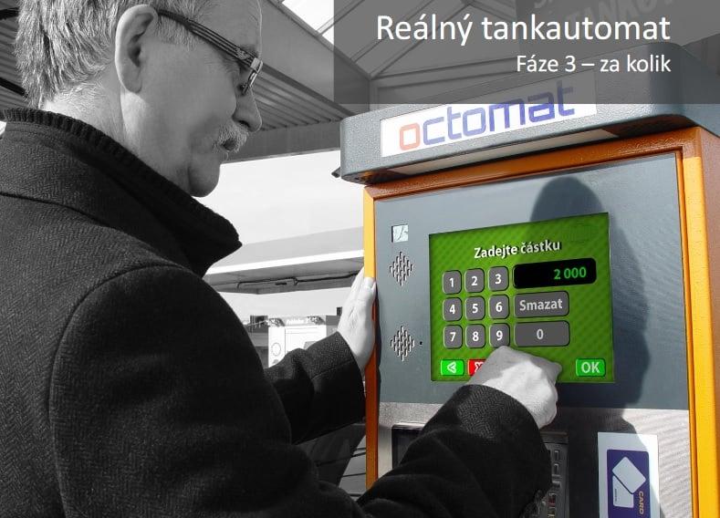 Virtuální tankautomat