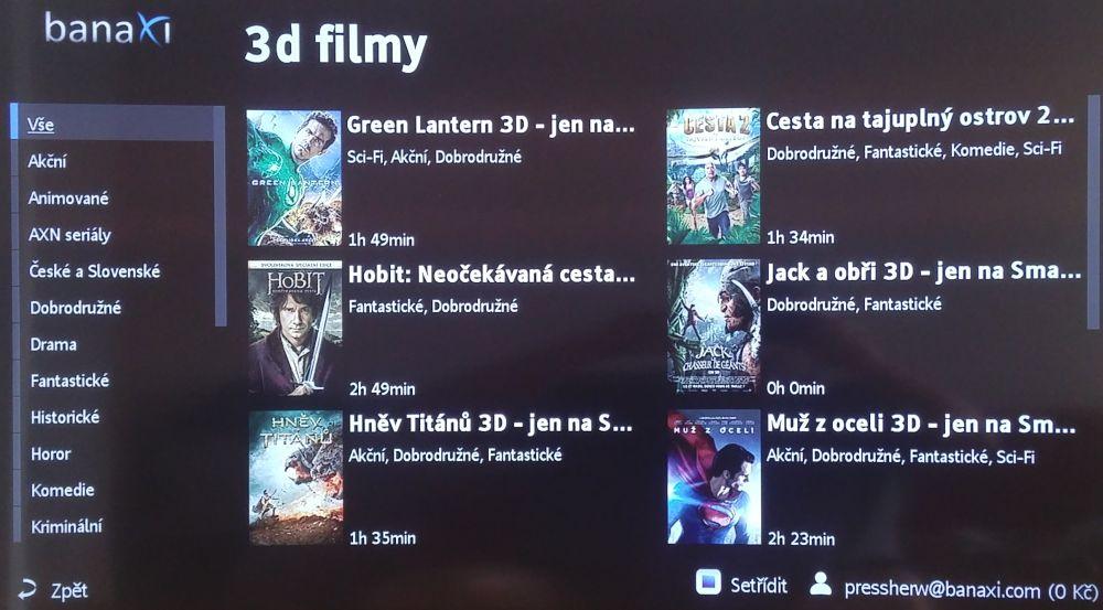 Banaxi - World Cinema - TV Philips