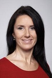 Eva Chaloupková, Sponsorship and CSR Manager v Raiffeisenbank (03/2016)