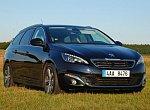 TEST Peugeot 308SW 2,0BlueHDi AT– luxus začíná vnižší střední