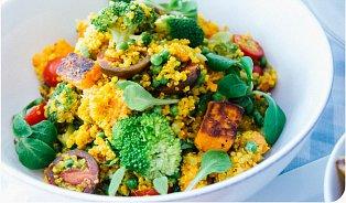 Co jedí na Vánoce celiaci, vegetariáni avitariáni