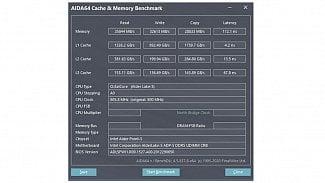 DDR5-6400 Longsys na Intel Alder Lake
