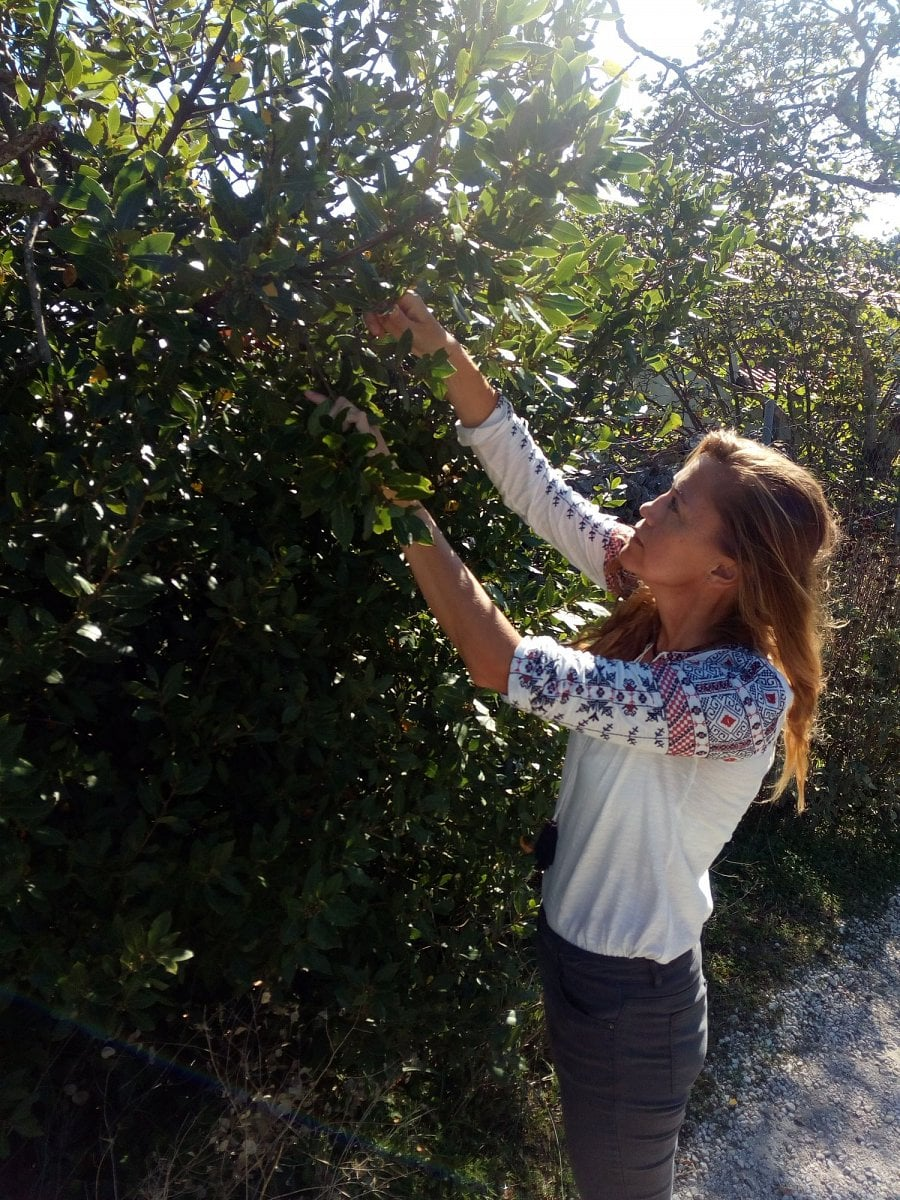 Eva Nechvílová: mastičkářka z Korfu vyrábí přírodní kosmetiku